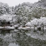 冬の白水阿弥陀堂
